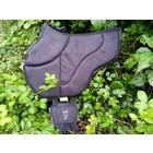 Barefoot Ride-on-Pad Physio schwarz oder braun