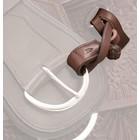 Barefoot Halterung aus Leder