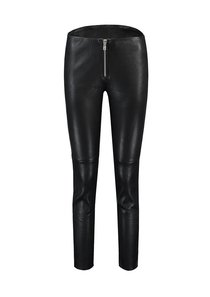 Billie Stretch Leather Pants