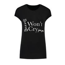 I Won't Cry T-shirt