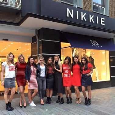 What an amazing shopping night @ Brand Store Rotterdam (Meent 90) Thanks to our #NIKKIE #Rotterdam #crew