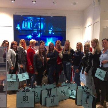 happy customers! #NIKKIE #BrandStore #Haarlem #Barteljorisstraat31