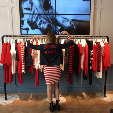 cover girl! #NIKKIE #BrandStore #DenBosch #Kerkstraat13