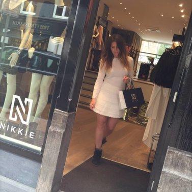 shop till you drop! #NIKKIE #BrandStore #Amsterdam #PCHooftstraat34