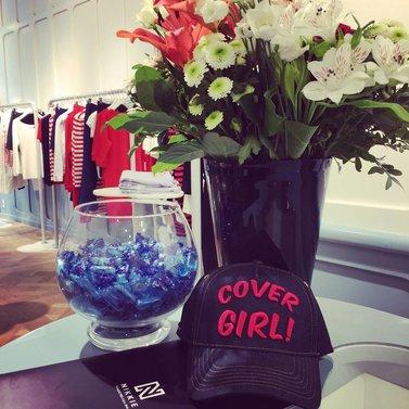 Covergirl! #NIKKIE #BrandStore #Antwerpen #KorteGasthuisstraat15
