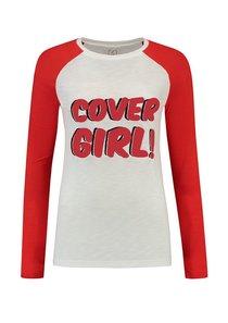 Cover Girl Baseballshirt
