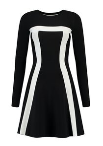 Jintha Two Tone Dress
