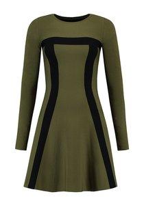 Jintha Two Tone Dress