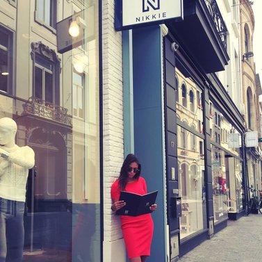 Take a break! #NIKKIE #BrandStore #Antwerpen #KorteGasthuisstraat15