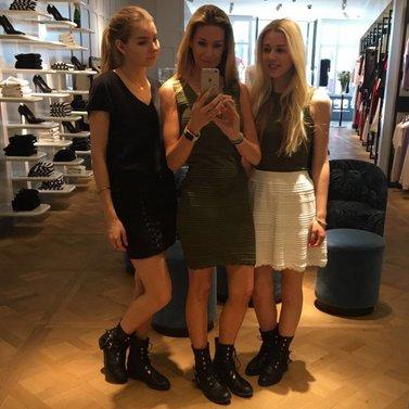 The perfect DELFINA boots #NIKKIE #BrandStore #DenBosch #Kerkstraat13