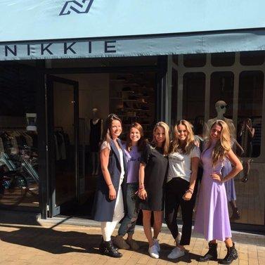 Happy crew! #NIKKIE #BrandStore #Groningen #TussenBeideMarkten2-4