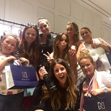 The winners! #kingsday action #NIKKIE #BrandStore #Amsterdam #PCHooftstraat34