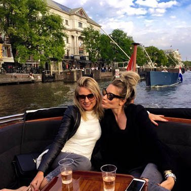 Canals! #Amsterdam #mariarosavyskocil #briley#pants #nikkie