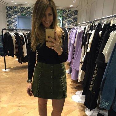 Leigh skirt! #NIKKIE #BrandStore #Amsterdam #PCHooftstraat34