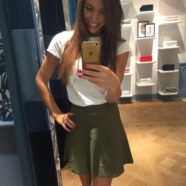 Skylar skirt! #NIKKIE #BrandStore #Haarlem #Barteljorisstraat31