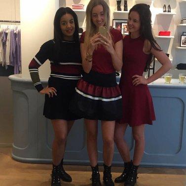 Cherry red! #NIKKIE #BrandStore #Groningen #TussenBeideMarkten2-4