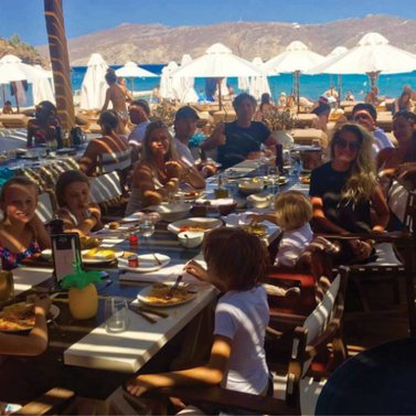 Lunch panormos! #friends #family #fun #nikkie