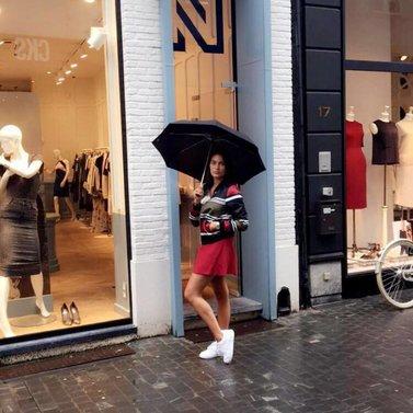 rainy days! #NIKKIE #BrandStore #Antwerpen #KorteGasthuisstraat15
