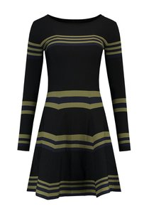 Jintha Multi Stripe Dress
