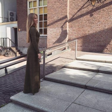 perfect jordan maxi dress! #NIKKIE #BrandStore #DenBosch #Kerkstraat13
