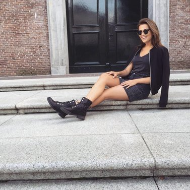 relaxing! #NIKKIE #BrandStore #DenBosch #Kerkstraat13