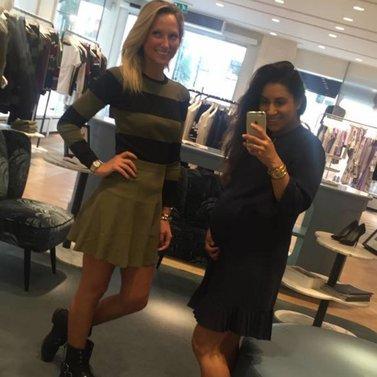 happy crew! #NIKKIE #BrandStore #Rotterdam #Meent90