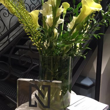 happy flowers! #NIKKIE #BrandStore #Amsterdam #PCHooftstraat34