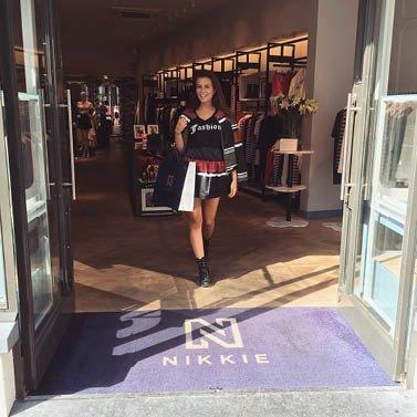 fashion girl! #NIKKIE #BrandStore #DenBosch #Kerkstraat13
