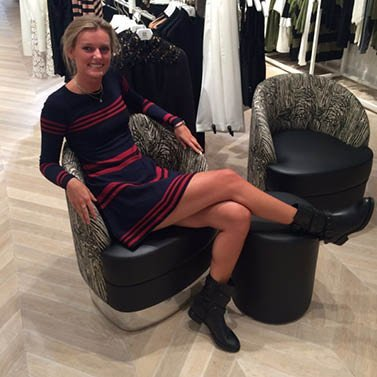 take a seat! #NIKKIE #BrandStore #Breda #Ridderstraat10