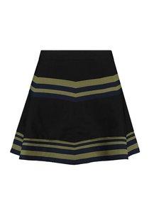 Skylar Multi Stripe Skirt