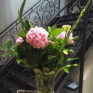 summer flowers! #NIKKIE #BrandStore #Amsterdam #PCHooftstraat34