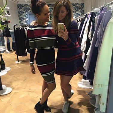 stripes! #NIKKIE #BrandStore #Amsterdam #PCHooftstraat34