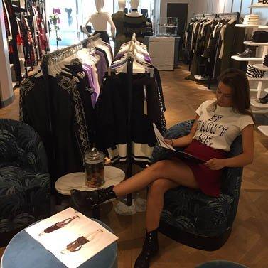 it wasn't me! #NIKKIE #BrandStore #DenBosch #Kerkstraat13