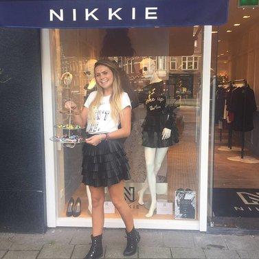 NIKKIE TIME! #NIKKIE #BrandStore #Amsterdam #CornelisSchuytstraat #Willemsparkweg175