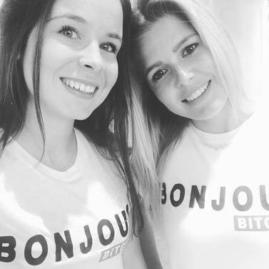 BLACK AND WHITE. #BONJOUR! #NIKKIE #BrandStore #Groningen #TussenBeideMarkten2-4