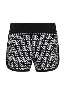 Logo Allover Running Shorts