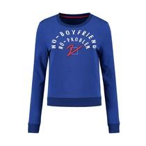 No Boyfriend Cropped Sweater