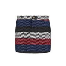 Mack Braided Mini Skirt