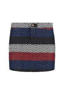 Mack Braided Mini Skirt