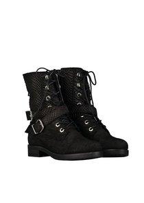 Delfina Croco Boots
