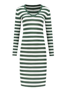 Jolie V-Neck Dress