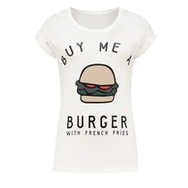 Buy Me A Burger T-shirt