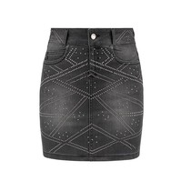 Birdy Beads Mini Skirt