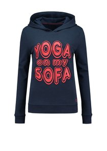 Yoga On My Sofa Hoody