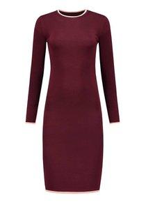 Jolie Contrast Dress
