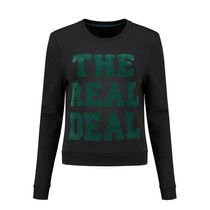 The Real Deal Cropped Sweater