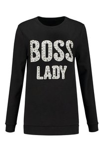 Boss Lady Sweater