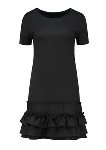 Roma Ruffle Dress