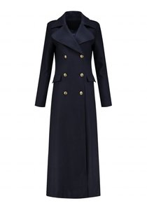 Alaska Long Trench Coat