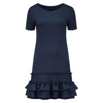 Roma Ruffle Dress